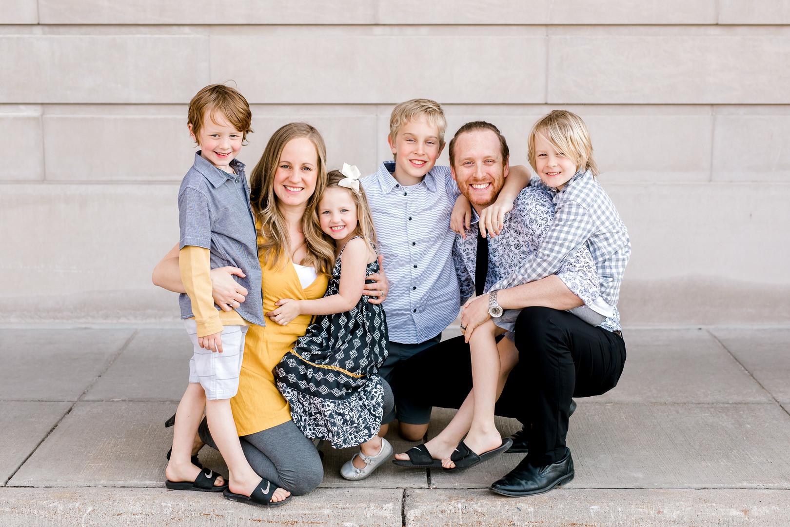Kari's Family