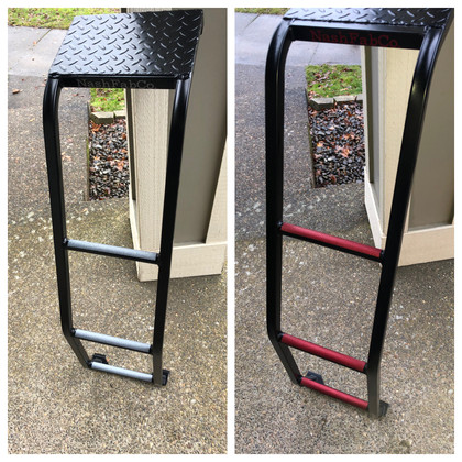 5th Gen 4RUNNER REAR LADDERS
