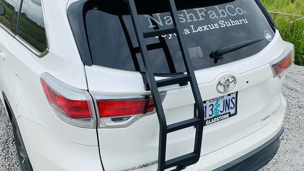 (Non hinged) Toyota Highlander 14-19