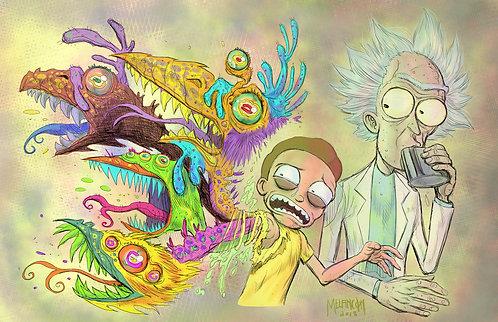 Rick and Morty 11x17