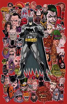 Batman Villains 11x17
