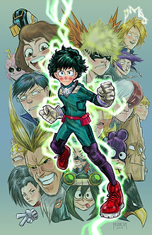 My Hero Academia 11x17