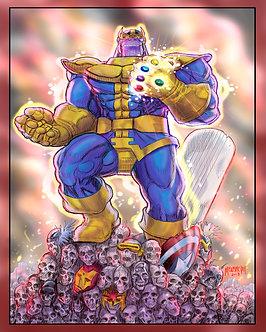 Thanos 16x20