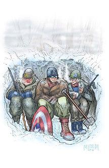 WW2 cap