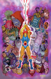 Thundercats Villains 11x17