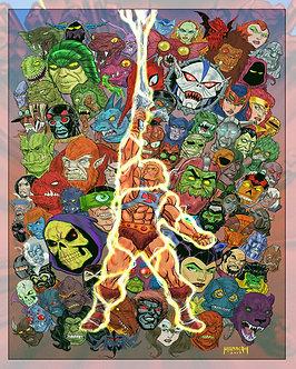 He-man 16x20