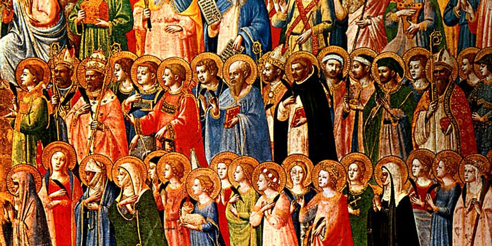 All Saints Sunday Mass