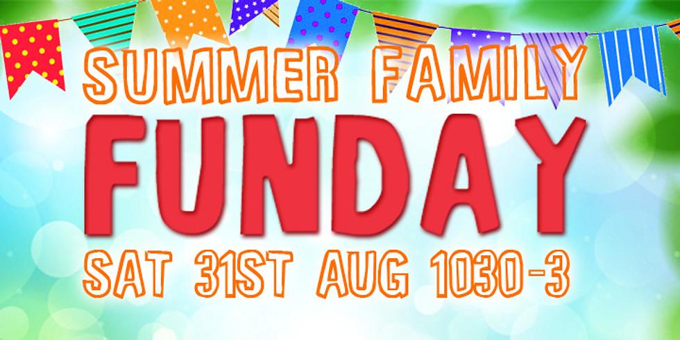 Summer Family Funday