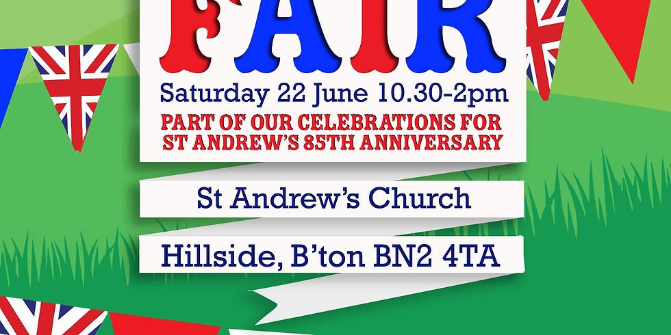 St Andrew's Summer Fair