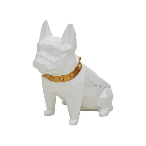BULL DOG (TISSUE BOX)