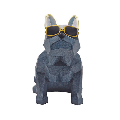 FRENCH BULLDOG (TISSUE BOX)