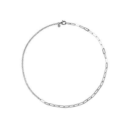 Sakura Necklace - Silver