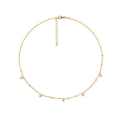 Element Necklace - Gold