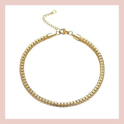 Iris Choker - Gold