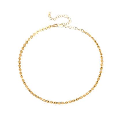 Coin Choker - Gold