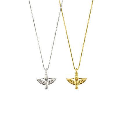 Isis Egyptian Goddess Necklace