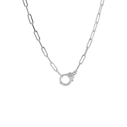 Handcuff & Chain Necklace