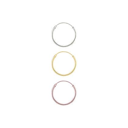 Endless Hoop 10mm (single)