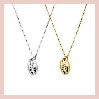 Cowrie Mini Necklace
