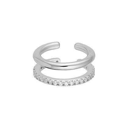 Ear Cuff Set - Silver