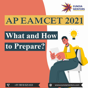 AP EAMCET 2021: What and How to Prepare?