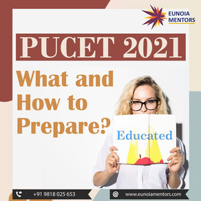 PUCET 2021: What and How to Prepare?