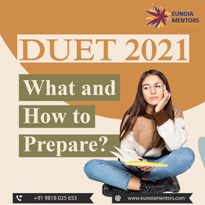 DUET 2021: What and How to Prepare?