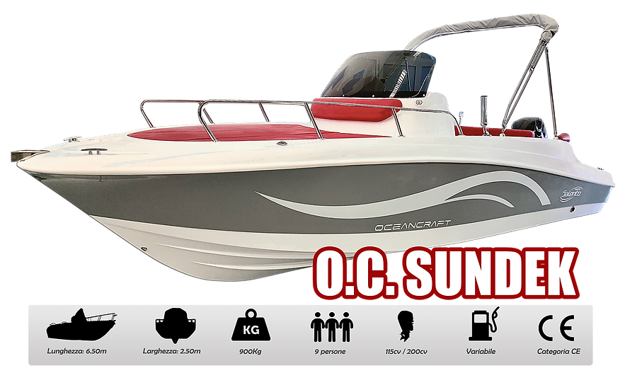 OCEAN CRAFT SUNDEK