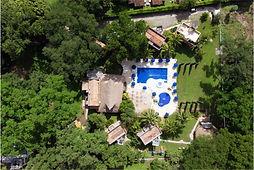 Ubicación villa del marques, hotel santa fe de antioquia, hotel medellin