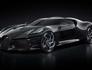 Bugatti La Voiture Noire, helios, pinturas especializadas, automotriz, autos, pasión