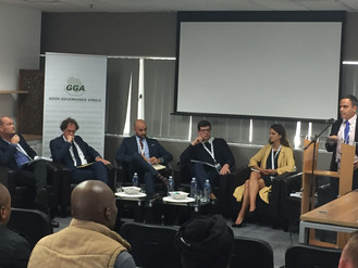 """ALPS presents at Good Governance Africa's """"Extremisms in Africa"""" Workshop"""