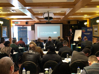 ALPS hosts workshop on measuring and building resilience to violent extremism