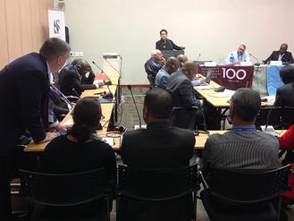ALPS attends workshop on developing strategies to prevent and counter violent extremism in Africa