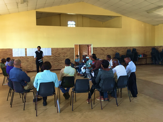 ALPS launches People to People Dialogues project in Zwelihle, Hermanus