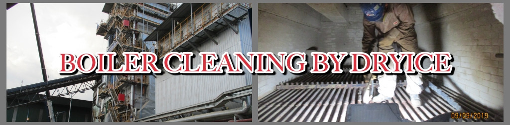 BOILER CLEANING BY DRYICE