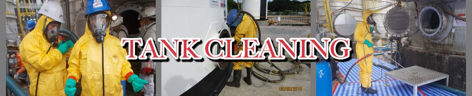 TANK CLEANING