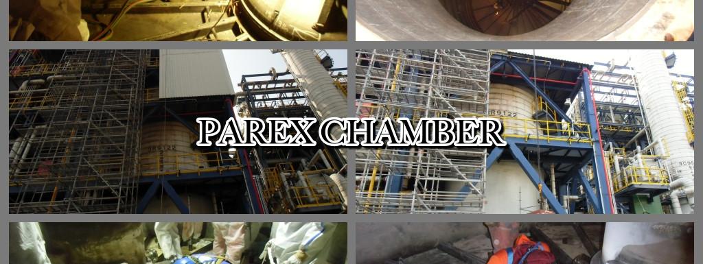 PAREX CHAMBER