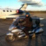 Passenger Bikes - Taxi Bike - Airport Transfers