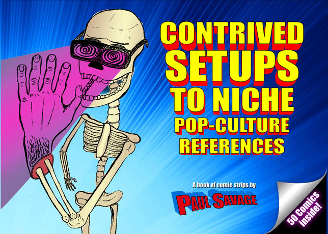 Contrived Setups to Niche Pop Culture References