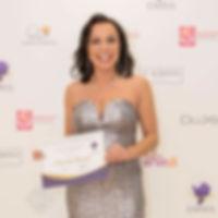 Creative Director Amanda wins an award