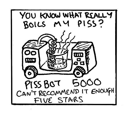 Pissbot