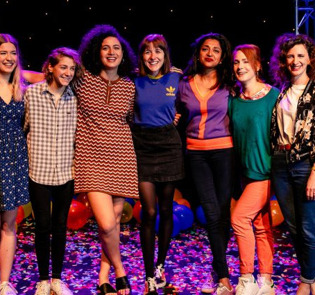 Sarah nominated for Best Newcomer at the Edinburgh Comedy Awards