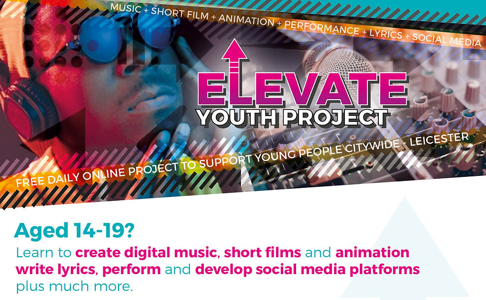 Elevate Project from Cosmopolitan Arts
