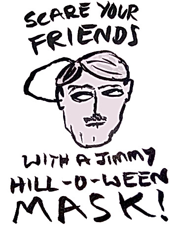 Jimmy Hilloween