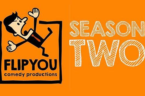 PREORDER FlipYou Season 2 (10 eps)