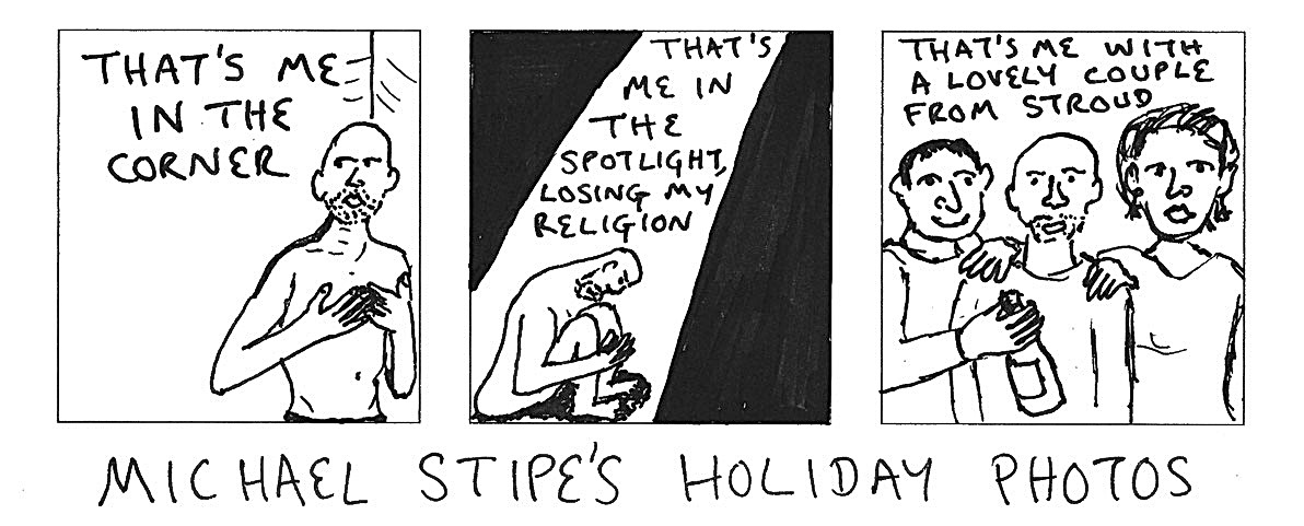 Michael Stipes Holiday