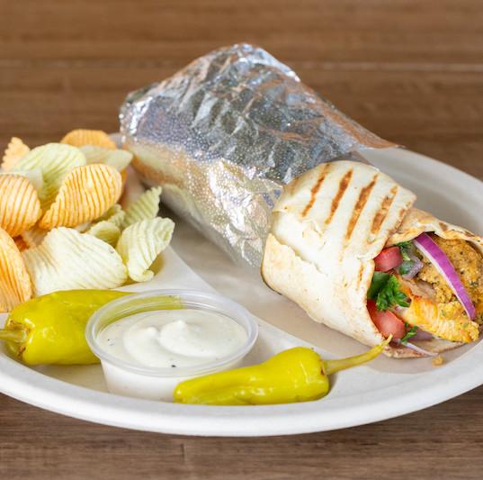 shawafel wrap
