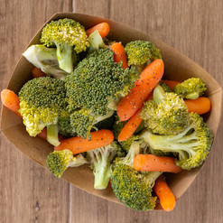 steamed veggie