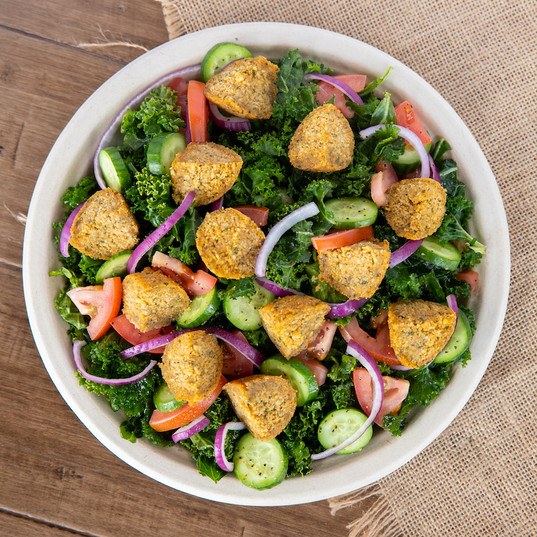 kalafel salad