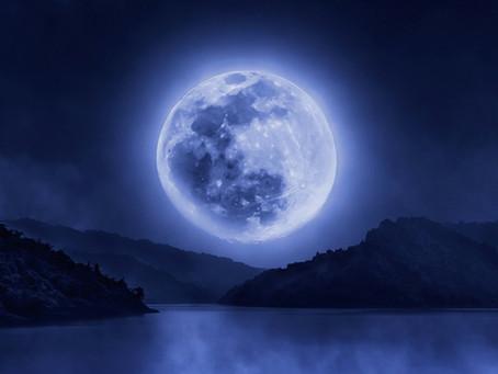 Steady the Moon
